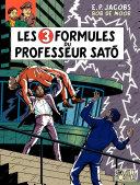Blake et Mortimer - Les 3 formules du Prof. Sato,1ère partie - Mortimer à Tokyo,