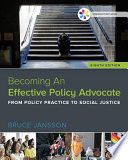 Empowerment Series  Becoming An Effective Policy Advocate