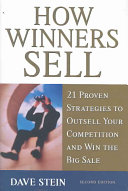 How Winners Sell