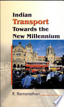 Indian Transport Towards the New Millennium