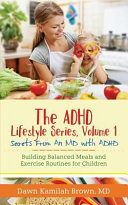 The Adhd Lifestyle Series Volume 1