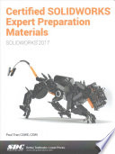 Certified SOLIDWORKS 2017 Expert Preparation Materials