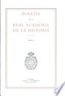 Boletin de la Real Academia de la Historia. TOMO CC. NUMERO II. AÑO 2003