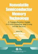 Nonvolatile semiconductor memory technology