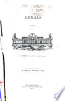Annals of the Grand Lodge of Iowa