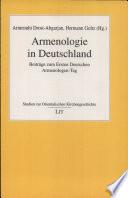 Armenologie in Deutschland