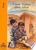 César Vallejo para niños