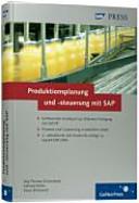Produktionsplanung und -steuerung mit SAP