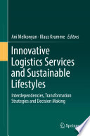 Innovative Logistics Services And Sustainable Lifestyles