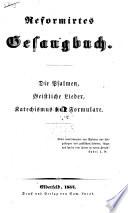 Reformirtes Gesangbuch