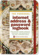 Old World Internet Address   Password Logbook