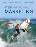 International Marketing with Connect Access Card