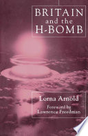 Britain and the H Bomb