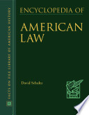 The Encyclopedia of American Law