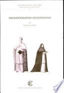 Prosopographie génovéfaine