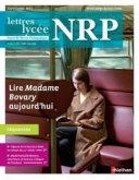 NRP Lycée - Lire Madame Bovary aujourd'hui - Septembre 2015 (Format PDF)
