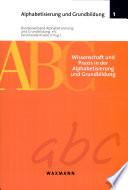 Wissenschaft und Praxis in der Alphabetisierung und Grundbildung