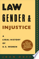 Law  Gender  and Injustice