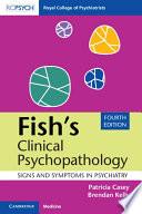 Fish S Clinical Psychopathology