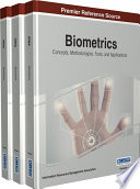 Biometrics  Concepts  Methodologies  Tools  and Applications