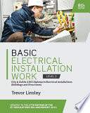 Basic Electrical Installation Work 2365 Edition  8th ed