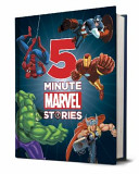 Five Minute Marvel Stories