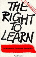 The Right to Learn
