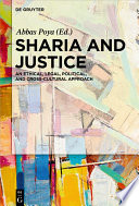 Sharia And Justice