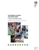 Informal Economy and Decent Work