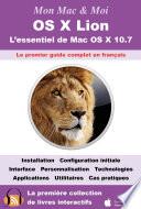 OS X Lion   L essentiel de Mac OS X 10 7