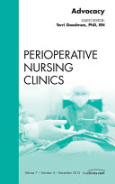Advocacy, An Issue of Perioperative Nursing Clinics - E-Book