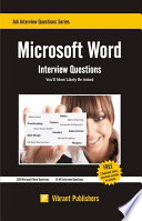 Microsoft Word Interview Questions You ll Most Likely Be Asked