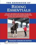 Handbook of Riding Essentials