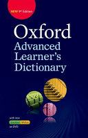 Oxford Advanced Learner S Dictionary Of Current English