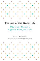 download ebook the art of the good life pdf epub