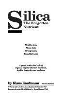 Silica, the forgotten nutrient