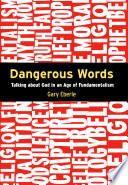 Dangerous Words
