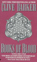 Clive Barker s Books of Blood