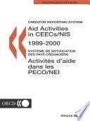 Aid Activities in CEECs NIS 2001