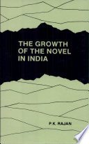 The Growth of the Novel in India, 1950-1980