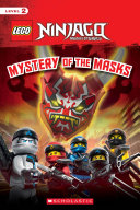 Mystery of the Masks (LEGO NINJAGO Reader) Book
