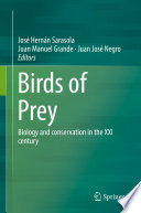 Birds of Prey The Topics Involved In The Ecology And Conservation