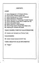 Philippine Values Digest