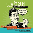 Urban Dictionary 2016 Day To Day Calendar book