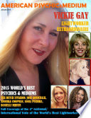 AMERICAN PSYCHIC   MEDIUM MAGAZINE   Economy Edition  January 2015