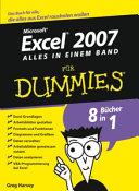 Excel 2007 für Dummies, Alles-in-einem-Band