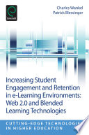 Increasing Student Engagement And Retention In E Learning Environments book