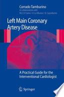 Left Main Coronary Artery Disease