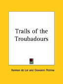 Trails of the Troubadours 1926