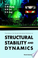 Structural Stability And Dynamics Volume 1 With Cd Rom Proceedings Of The Second International Conference